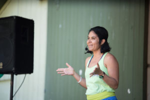 outdoor fitness classes Olean NY
