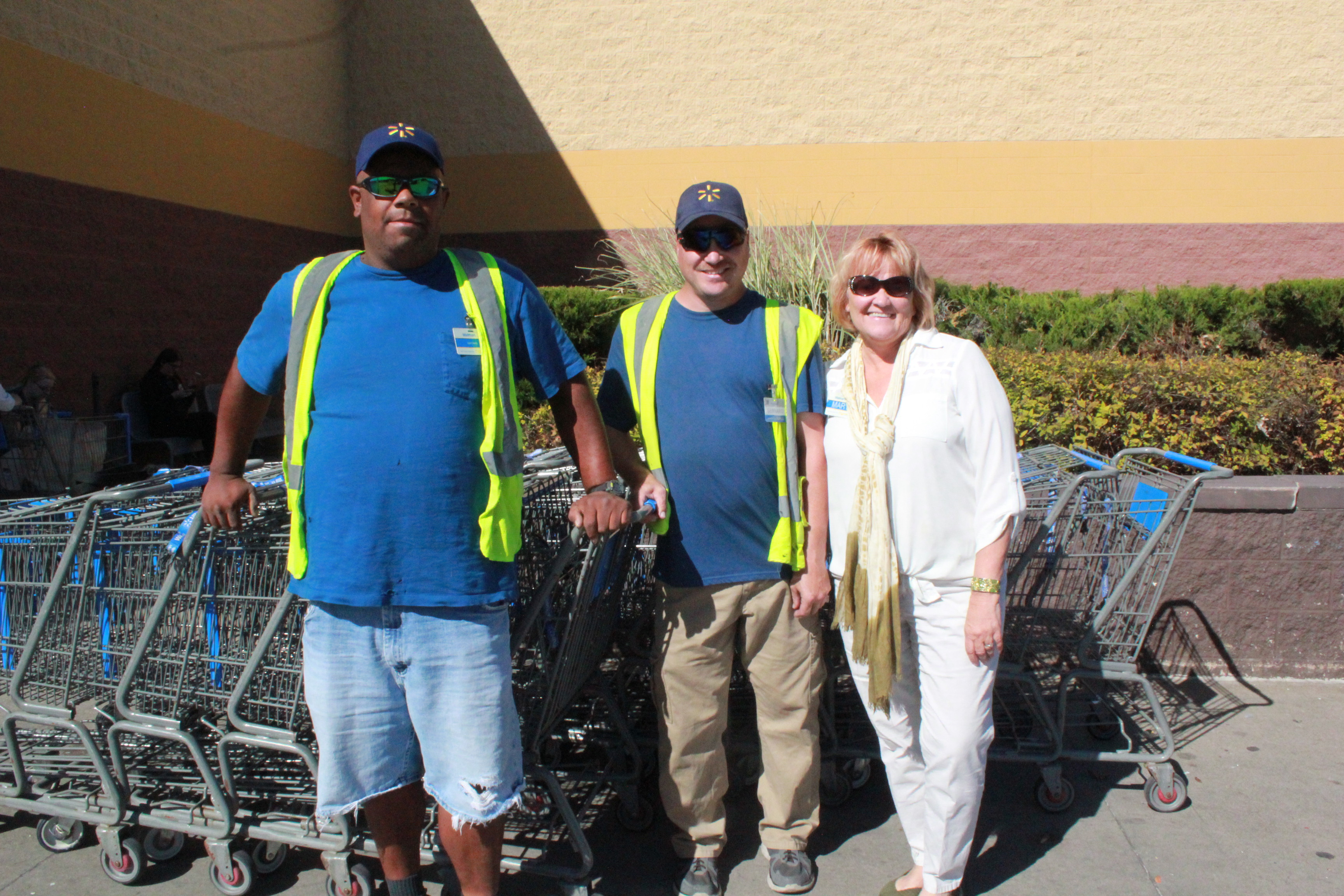 Walmart stands out as employer of people with disabilities