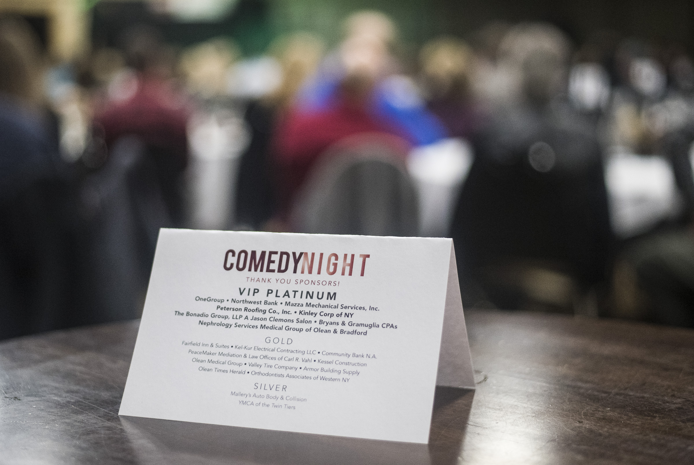 Comedy night brings out community support the for A jason clemons salon